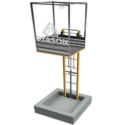 Cantilever lift