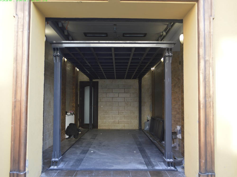 подземный гараж лифт цена