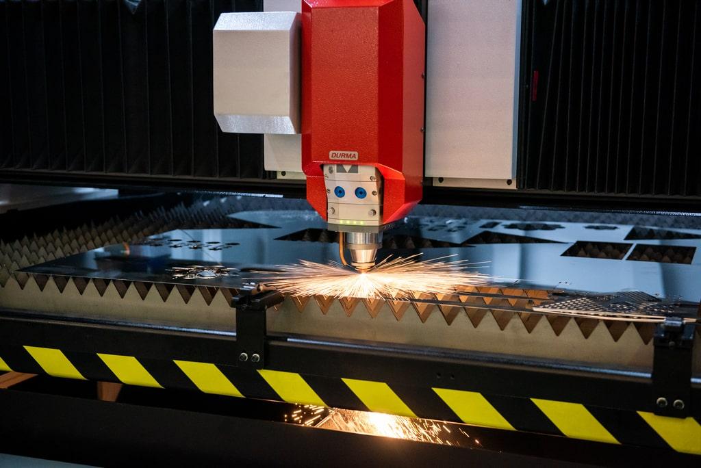 Изображение услуги лазерной резки металла №1