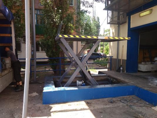 подъёмный стол для атб в павлограде вид2
