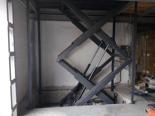 межэтажный подъемный стол в Одессу вид2