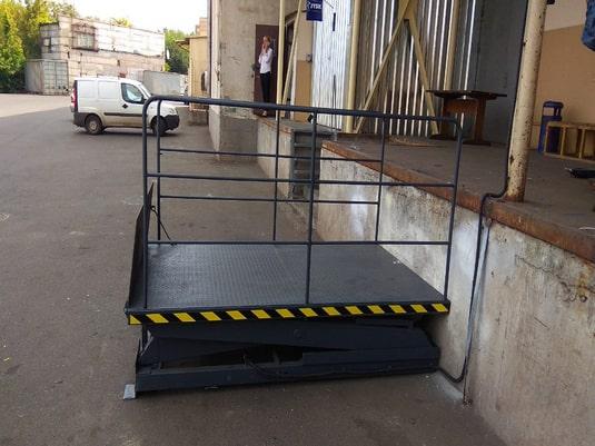 подъёмный стол для сильпо в сумы вид1