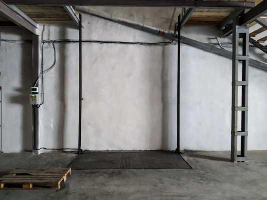 Межэтажный подъемник для магазина 7й километр вид2